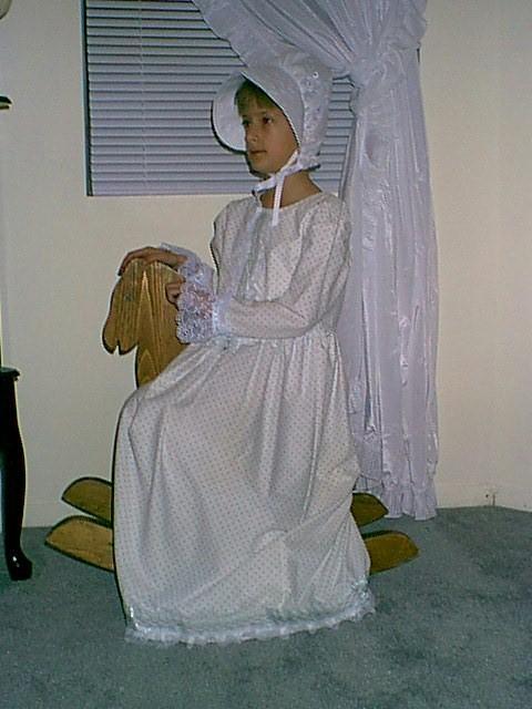 pioneer dress 130 pixels